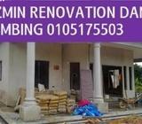 RENOVATION-PLUMBING-TUKANG PAIP-0105175503 AZMIN-KERAMAT