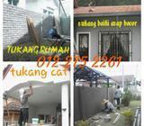 012 275 2261 HANIF TUKANG RUMAH  & TUKANG  BAIKI BUMBUNG AMPANG