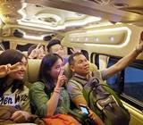 KLIA AIRPORT TRANSFER 10-18 PAX seater WITH DRIVER  -Cheap! Low Rate!