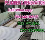 DIN MAHMUD RENOVATION & PLUMBING 012 9711 841 SELAYANG JAYA