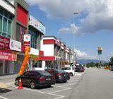 Corner Central Park Shop Near Mydin Mall for Rent, Seremban 2