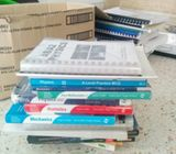 A Levels, STPM 2nd hand books