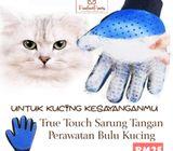 【Hot Selling】True Touch Sarung Tangan Perawatan Bulu Kucing