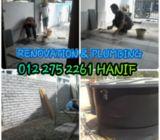 012 275 2261 SHAH ALAM TUKANG BAIKI BUMBUNG BOCOR
