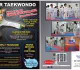 taekwondo training centre at puchong 2020