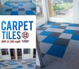 PROMOSI HEBAT CARPET TILES - ENJOY PROMOSI RAYA & 0% GST CELEBRATION