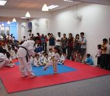 Taekwondo training centre for kids and adults 2019