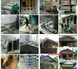 Hairul tukang  baiki atap bocor plumbing 01125855696