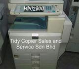PHOTOCOPIER MACHINE COLOR MPC 2800