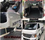 Panel Van For Rent