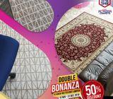 Get 50% discount on our Almaskan & Alforosh Rug