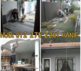 014 378 1421 TUKANG RUMAH & BAIKI BUMBUNG BOCOR SUBANG JAYA