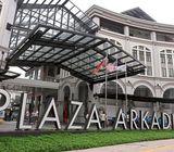 Serviced Office, Virtual Office For Rent - Plaza Arkadia, Desa Parkcity