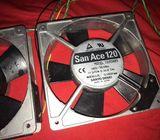 109S485 San Ace120 Cooling Fan 100V