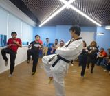 Mr Taekwondo at Puchong