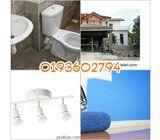 mohd wafi plumbing dan renovation wiring 0193602794 shah alam