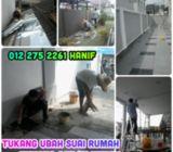 012 275 2261 HANIF TUKANG BAIKI BUMBUNG BOCOR SS 17, 18