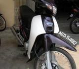 MODENAS KRISS 100 2ND HAND