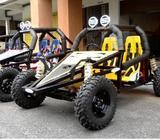 Rangcar Buggy Model Standard Buatan Malaysia
