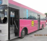 NISSAN JP251S BUS SPECIAL PRICE