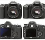 Canon Eos 7D 18 MP DSLR Digital Camera CMOS 18.200mm Lens