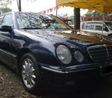 M. Benz E280 (A) 00/01