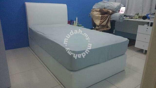 Super Single Beds For Sale Malaysia Chitku My