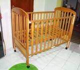 Baby to Toddler Bed (0-6 years old)