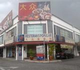 2-Sty Shop Lot, Taman Dutamas,Cheras