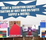 exhibition carpet supplier malaysia - CARPET MALAYSIA