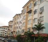 Waja Apartment, Taman Tun Perak FOR SALE