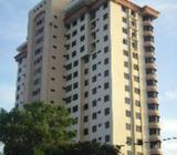 Datin Halimah Condo at Larkin Area