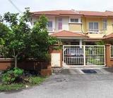 Double Storey Terrace END LOT @ Saujana Utama 3, Sungai Buloh FOR SALE!!!