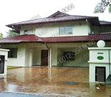 Putrajaya IOI Resort- Bervely Row Bungalow For Rent near Mines Resort, Blue wate
