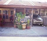 Terrace House For Sale !!! URGENT!! RM120 K (neg)