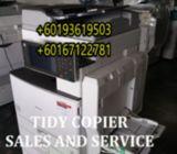 DIGITAL COPIER MACHINE MPC 4502