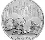 2013 1 oz Silver Chinese Panda (In Capsule)