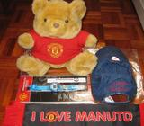 Original Manchester United (MU) Official Merchandise - NEW