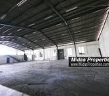 SECTION 15 SHAH ALAM WAREHOUSE WITH BIG LAND