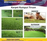 HOT MERDEKA PROMOTION - BUY INDOOR / OUTDOOR GREEN ARTIFICIAL GRASS