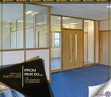 CHEAPER OFFICE PARTITION IN MALAYSIA JUST FROM RM 6.50/SF