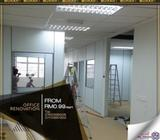 MALAYSIA'S BEST OFFICE RENOVATION CENTRE