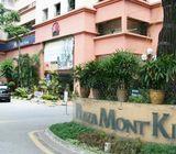 50% OFF! Serviced office (1-2 Pax) at Plaza Mont Kiara