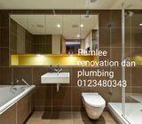 Ramlee renovation dan plumbing bandar baru ampang 012-3480343