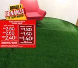 DOUBLEBONANZA GRASS CARPET