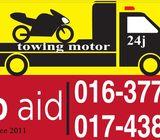 Towing motosikal 24 jam (016-3778183)