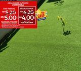 WESAVEYOUSAVE GRASS CARPET