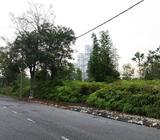 Bungalow lot 9,601 sft Seksyen 9, Bukit Mahkota