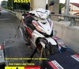 Towing Motor