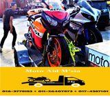 Towing motosikal jam 24 jam / 016-3778183 / 011-26407873 / 017-438 7101